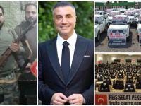 ÖSO'dan Sedat Peker'e çok özel hediye! / VİDEO