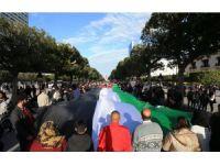 "Tunus'ta ""Filistin Toprak Günü"" gösterisi"