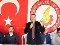 Başkan Tutal, Kadro Sevincini Çalışanları İle Sabah Kahvaltısında Kutladı