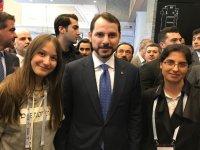 Özel Başak Kolejine Türkiye İkinciliği Ödülü