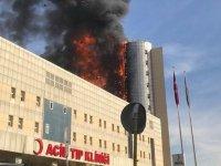 """""""Hastaneyi su ısıtıcısı yaktı"""" iddiası!"""