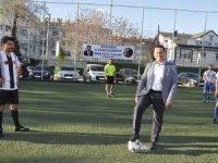 Baro Futbol Turnuvası başladı