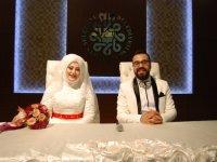 Nalan Mehmet Ali evlendi