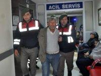 Karaman'da bir kişi  Eşi, Oğlu ve Kayınpederini Bıçakladı