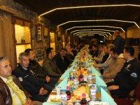 Başkan Tutal'dan 173. Yıl anısına emniyet güçlerine yemek
