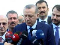 Erdoğan'dan, Putin ve Trump görüşmeleriyle ilgili açıklama!