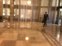 Harekatın ardından Esed'den ilk görüntü! / VİDEO