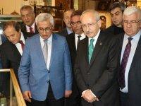 Kılıçdaroğlu, Mevlana Müzesi'ni gezdi