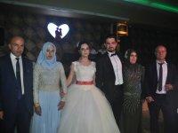 İbrahim Çakır'ın kızını evlendirdi