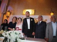 Emine ile Mert mutluluğa evet dediler