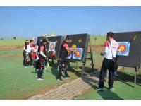 Makaralı Yay Okçuluk Milli Takımı'nın Gelibolu kampı