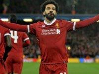 Salah'tan Premier Lig rekoru