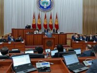 Kırgızistan'da hükümet düştü