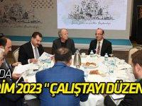 """Konya'da """"Şehrim 2023 """" çalıştayı düzenlendi"""