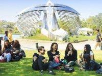 'Avrupa'da en fazla yükseköğretim öğrencisi olan ikinci ülkeyiz'