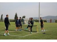 Akhisarspor'da Göztepe maçı hazırlıkları