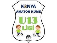 Konya Amatör Küme U 13 Ligi  fikstürü belli oldu