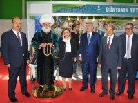 Akşehir standı ilgi çekiyor