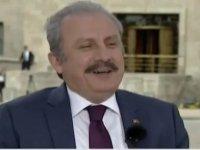 Öztürk Yılmaz'ın adaylığı Mustafa Şentop'a kahkaha attrdı