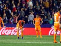 Cenk Gönen'in takımı Malaga küme düştü