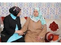 Parlamentolar Arası Dostluk Grubu'ndan 15 Temmuz şehidinin ailesine ziyaret