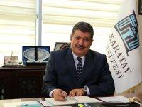 KTO Karatay Üniversitesi Rektörü Prof. Dr. Bayram Sade'nin  23 Nisan Ulusal Egemenlik ve Çocuk Bayramı Mesajı