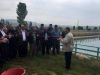 """Seydişehir'de """"sulama sezonu"""" açıldı"""