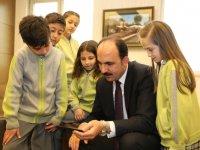 """Başkan Altay: """"Çocuklarımıza Güzel Bir Gelecek Bırakmak İçin Çalışıyoruz"""""""