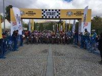 Dağ bisikleti yarışları Konya'da gerçekleştirildi