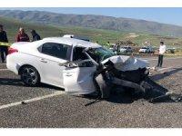 Elazığ'da trafik kazası: 2 ölü, 1 yaralı