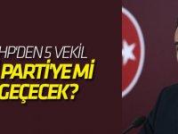 MHP'den 5 vekil İYİ Parti'ye mi geçecek?