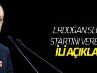 Erdoğan: Seçim Startını İzmir'den Vereceğiz