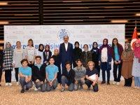 Başkan Altay Çocukları Dinledi