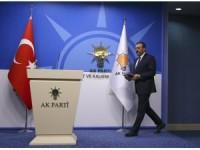 AK Parti MKYK Toplantısı
