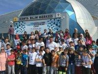 Şehit Mehmet Yılmaz İmam Hatip Ortaokulu, Konya'yı gezdi