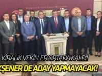 CHP'den ayrıldılar Akşener de aday yapmayacak!