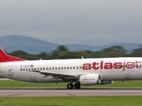 Atlas Jet Konya seferlerini durdurdu