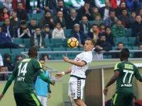 'Bursaspor-Konyaspor' 30. randevuya çıkacak