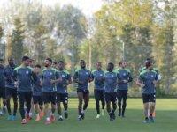 Konyaspor'da Bursaspor maçı hazırlıkları başladı