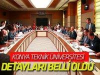 Yeni üniversitenin detayları netleşiyor:  BİLİM MERKEZİ'NE YAKIN OLACAK