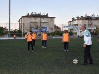 Konya'da Çalışan Gençler Futbol Turnuvası başladı