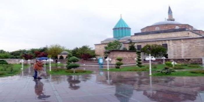 Kuvvetli sağanak bu hafta da sürecek! Konya'da 5 günlük hava durumu