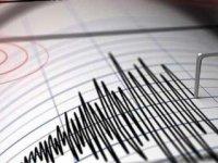 Kırgızistan ile Tacikistan sınırında 5 büyüklüğünde deprem
