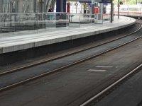 Almanya'da tren kazası