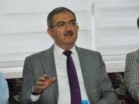 SÜ Rektörü Mustafa Şahin'den teknik ünivertsite açıklaması