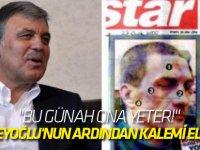 Salih Mirzabeyoğlu'nun ardından kalemi eline aldı