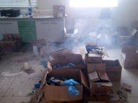Gümüşhane Üniversitesinde Patlama! 1 Öğrenci Yaralandı