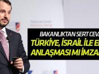 Türkiye, İsrail ile enerji anlaşması mı imzaladı?