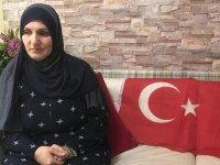 Türk bayrağını PKK'lılara vermeyen kahraman kadın konuştu