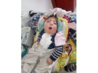 2,5 yaşındaki Ali İskender yardım bekliyor